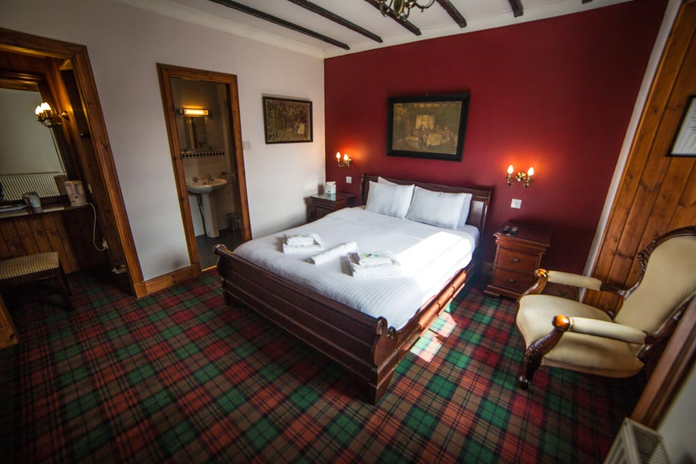 Loch Lomond Hotel Rooms