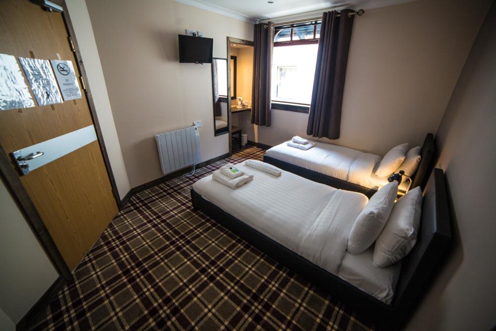 Stagger Inn Room Twin