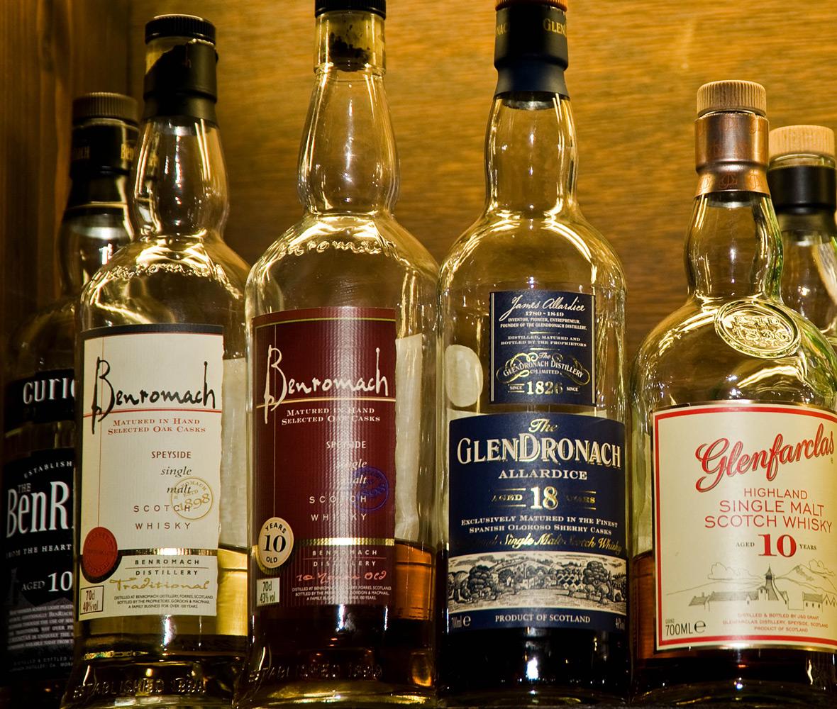 Drovers Inn Bar