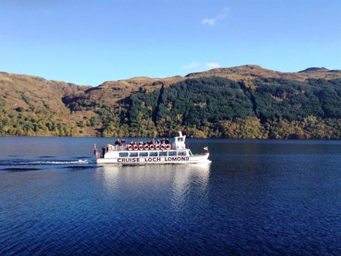 Valentines Cruise Loch Lomond