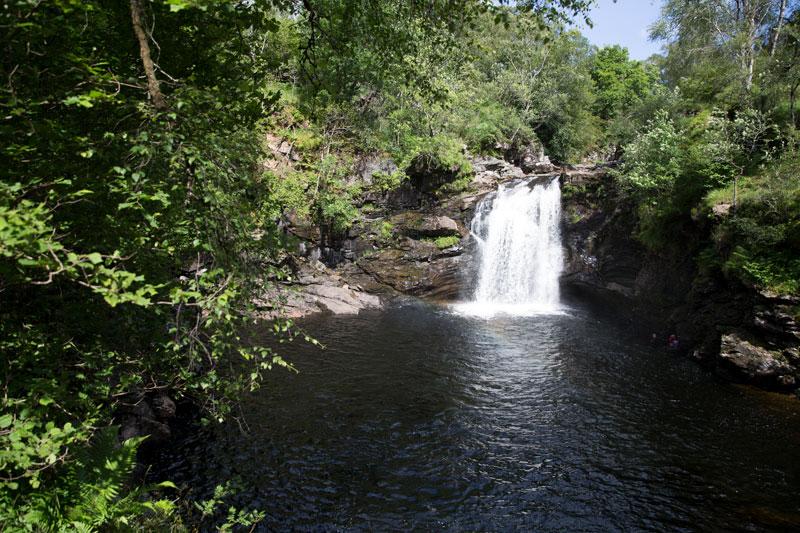 Falls of Falloch Drovers Inn