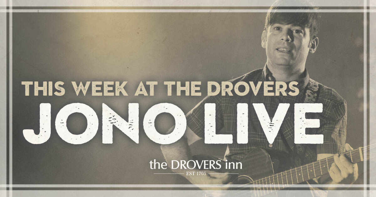 Drovers Inn Jono