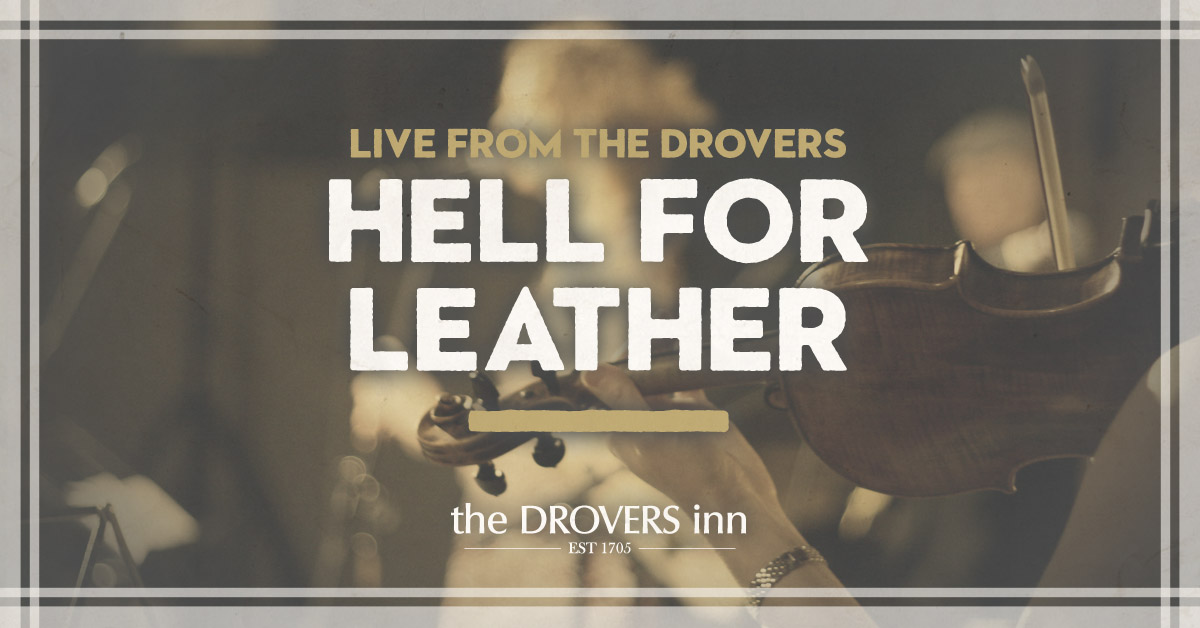 Hell For Leather Drovers Facebook