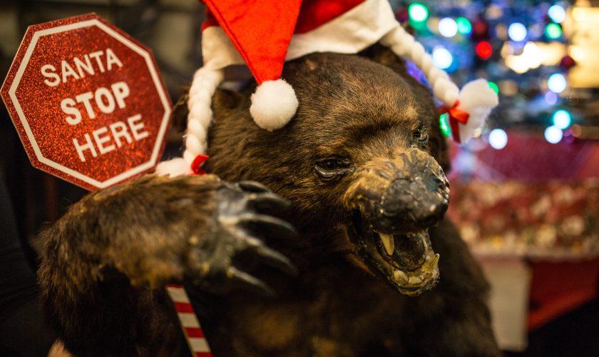 Drovers inn Christmas