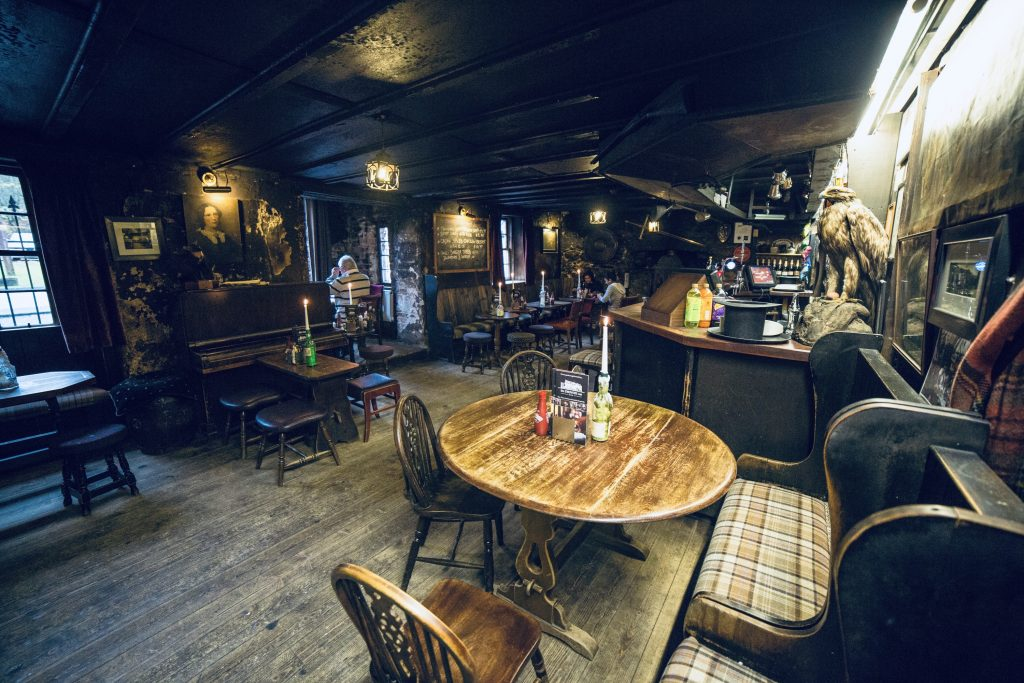 Scotlands Oldest Bar
