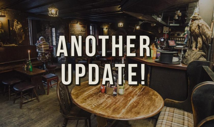 Drovers Inn COVID update
